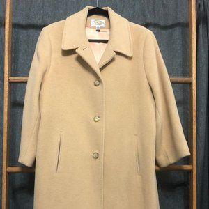 Women's Camel Winter Coat